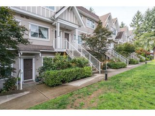 Photo 1: 14 730 FARROW Street in Coquitlam: Coquitlam West Townhouse for sale : MLS®# R2197480