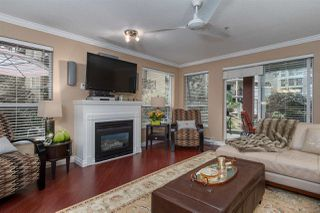 "Photo 3: 105 12 LAGUNA Court in New Westminster: Quay Condo for sale in ""LAGUNA LANDING"" : MLS®# R2204344"