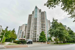"""Photo 2: 2201 1199 EASTWOOD Street in Coquitlam: North Coquitlam Condo for sale in """"THE SELKIRK"""" : MLS®# R2213847"""