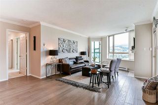 """Photo 7: 2201 1199 EASTWOOD Street in Coquitlam: North Coquitlam Condo for sale in """"THE SELKIRK"""" : MLS®# R2213847"""