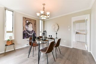 """Photo 10: 2201 1199 EASTWOOD Street in Coquitlam: North Coquitlam Condo for sale in """"THE SELKIRK"""" : MLS®# R2213847"""