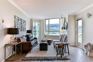 """Photo 11: 2201 1199 EASTWOOD Street in Coquitlam: North Coquitlam Condo for sale in """"THE SELKIRK"""" : MLS®# R2213847"""