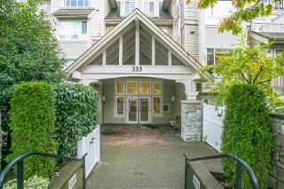 """Photo 1: 112 333 E 1ST Street in North Vancouver: Lower Lonsdale Condo for sale in """"VISTA WEST"""" : MLS®# R2216499"""