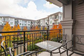"""Photo 14: 218 9388 MCKIM Way in Richmond: West Cambie Condo for sale in """"MAYFAIR PLACE"""" : MLS®# R2223574"""