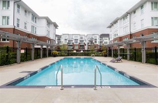 """Photo 20: 218 9388 MCKIM Way in Richmond: West Cambie Condo for sale in """"MAYFAIR PLACE"""" : MLS®# R2223574"""