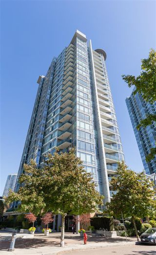 "Photo 1: 1602 1033 MARINASIDE Crescent in Vancouver: Yaletown Condo for sale in ""QUAYWEST"" (Vancouver West)  : MLS®# R2223980"