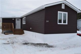 Photo 20: 24 DELTA Crescent in Birds Hill: Pineridge Trailer Park Residential for sale (R02)  : MLS®# 1801484
