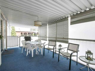 Photo 17: 6 145 KING EDWARD Street in Coquitlam: Coquitlam East Manufactured Home for sale : MLS®# R2248856