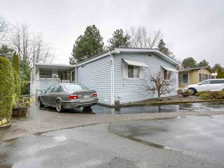 Photo 1: 6 145 KING EDWARD Street in Coquitlam: Coquitlam East Manufactured Home for sale : MLS®# R2248856