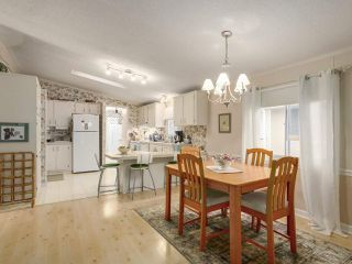 Photo 5: 6 145 KING EDWARD Street in Coquitlam: Coquitlam East Manufactured Home for sale : MLS®# R2248856