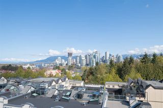 """Photo 15: 19 939 W 7TH Avenue in Vancouver: Fairview VW Townhouse for sale in """"MERIDIAN COURT"""" (Vancouver West)  : MLS®# R2259836"""