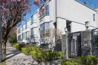 """Photo 18: 19 939 W 7TH Avenue in Vancouver: Fairview VW Townhouse for sale in """"MERIDIAN COURT"""" (Vancouver West)  : MLS®# R2259836"""