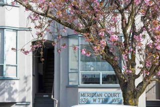 """Photo 20: 19 939 W 7TH Avenue in Vancouver: Fairview VW Townhouse for sale in """"MERIDIAN COURT"""" (Vancouver West)  : MLS®# R2259836"""