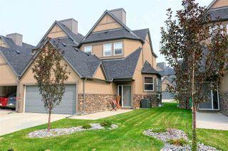 Main Photo: 5 1720 GARNETT Point in Edmonton: Zone 58 House Half Duplex for sale : MLS®# E4126127