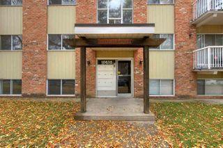 Main Photo: 203 10635 80 Avenue NW in Edmonton: Zone 15 Condo for sale : MLS®# E4132159