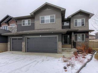 Main Photo: 2435 ASHCRAFT Crescent in Edmonton: Zone 55 House for sale : MLS®# E4136926