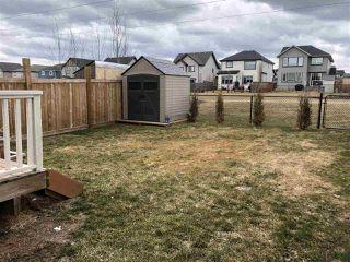 Photo 29: 13009 205 Street in Edmonton: Zone 59 House Half Duplex for sale : MLS®# E4139675