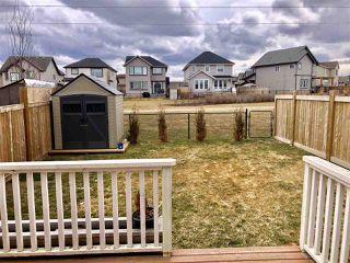 Photo 28: 13009 205 Street in Edmonton: Zone 59 House Half Duplex for sale : MLS®# E4139675