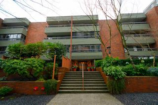 """Main Photo: 205 1355 HARWOOD Street in Vancouver: West End VW Condo for sale in """"VANIER COURT"""" (Vancouver West)  : MLS®# R2332075"""