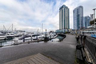 "Photo 18: 2202 588 BROUGHTON Street in Vancouver: Coal Harbour Condo for sale in ""Harbourside Park"" (Vancouver West)  : MLS®# R2335540"