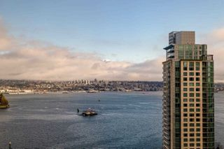 """Photo 3: 2202 588 BROUGHTON Street in Vancouver: Coal Harbour Condo for sale in """"Harbourside Park"""" (Vancouver West)  : MLS®# R2335540"""