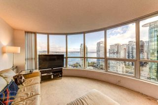 "Photo 6: 2202 588 BROUGHTON Street in Vancouver: Coal Harbour Condo for sale in ""Harbourside Park"" (Vancouver West)  : MLS®# R2335540"