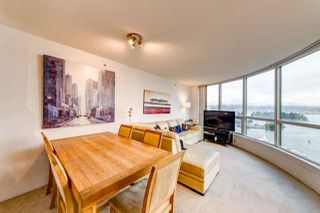 "Photo 8: 2202 588 BROUGHTON Street in Vancouver: Coal Harbour Condo for sale in ""Harbourside Park"" (Vancouver West)  : MLS®# R2335540"
