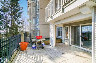 Photo 16: 102 1438 PARKWAY Boulevard in Coquitlam: Westwood Plateau Condo for sale : MLS®# R2342793