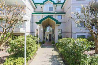 "Main Photo: 105 2750 FAIRLANE Street in Abbotsford: Central Abbotsford Condo for sale in ""The Fairlane"" : MLS®# R2342371"