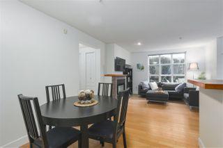 """Photo 5: 103 657 W 7TH Avenue in Vancouver: Fairview VW Townhouse for sale in """"THE IVYS"""" (Vancouver West)  : MLS®# R2348649"""
