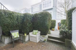 """Photo 19: 103 657 W 7TH Avenue in Vancouver: Fairview VW Townhouse for sale in """"THE IVYS"""" (Vancouver West)  : MLS®# R2348649"""