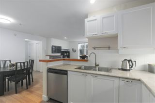 """Photo 8: 103 657 W 7TH Avenue in Vancouver: Fairview VW Townhouse for sale in """"THE IVYS"""" (Vancouver West)  : MLS®# R2348649"""