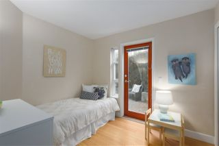 """Photo 13: 103 657 W 7TH Avenue in Vancouver: Fairview VW Townhouse for sale in """"THE IVYS"""" (Vancouver West)  : MLS®# R2348649"""