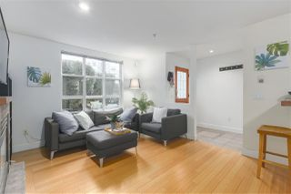 """Photo 17: 103 657 W 7TH Avenue in Vancouver: Fairview VW Townhouse for sale in """"THE IVYS"""" (Vancouver West)  : MLS®# R2348649"""