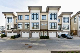 Main Photo: 19 9989 E BARNSTON Drive in Surrey: Fraser Heights Townhouse for sale (North Surrey)  : MLS®# R2355808