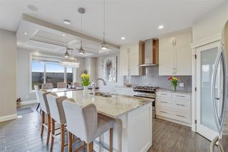 Photo 4: 575 ALBANY Way in Edmonton: Zone 27 House for sale : MLS®# E4152798