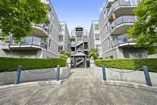 "Main Photo: 107 2250 SE MARINE Drive in Vancouver: Fraserview VE Condo for sale in ""WATERSIDE"" (Vancouver East)  : MLS®# R2367293"