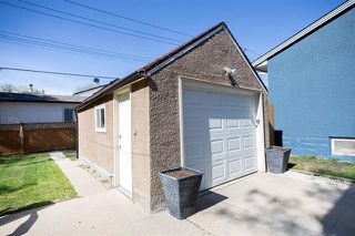 Photo 17: 296 Devon Avenue in Winnipeg: North Kildonan Residential for sale (3F)  : MLS®# 1913188
