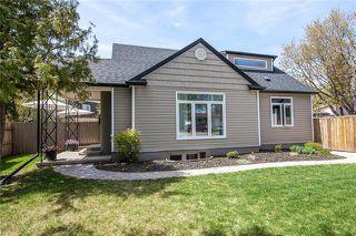 Photo 1: 156 Bedson Street in Winnipeg: Residential for sale (5G)  : MLS®# 1913133