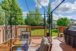 Photo 27: 54 SUNFLOWER Crescent: Sherwood Park House for sale : MLS®# E4161669