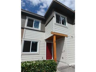 Photo 1: 2 3051 SPRINGFIELD DRIVE: Steveston North Home for sale ()  : MLS®# V1135762