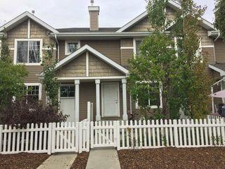 Photo 1: 17 3075 TRELLE Crescent in Edmonton: Zone 14 Townhouse for sale : MLS®# E4214202