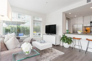 """Photo 2: 109 255 W 1ST Street in North Vancouver: Lower Lonsdale Condo for sale in """"WEST QUAY"""" : MLS®# R2508512"""