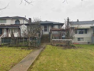 Main Photo: 2531 E 5TH Avenue in Vancouver: Renfrew VE House for sale (Vancouver East)  : MLS®# R2516968
