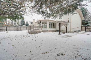 Photo 43: 267 HEAGLE Crescent in Edmonton: Zone 14 House for sale : MLS®# E4221182