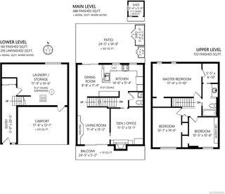 Photo 43: 14 1480 Garnet Rd in : SE Cedar Hill Row/Townhouse for sale (Saanich East)  : MLS®# 862688