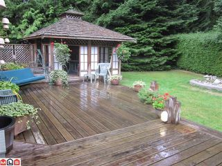 Photo 8: 2192 171ST Street in Surrey: Pacific Douglas House for sale (South Surrey White Rock)  : MLS®# F1124871