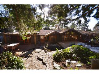Photo 1: 4175 ALMONDEL in West Vancouver: House for sale : MLS®# V930768