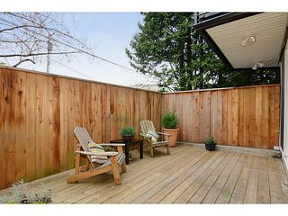 Photo 2: # 101 1429 WILLIAM ST in Vancouver: Grandview VE Condo for sale (Vancouver East)  : MLS®# V1011048