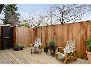 Photo 1: # 101 1429 WILLIAM ST in Vancouver: Grandview VE Condo for sale (Vancouver East)  : MLS®# V1011048